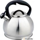 Чайник со свистком BEKKER BK-S637