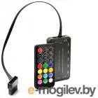 Контроллер RGB Ginzzu CRC11