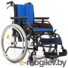 Кресло-коляска инвалидная Vitea Care Cameleon из алюминиевого сплава 18 45см / VCWK9AC (синий)