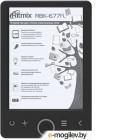 Электронная книга Ritmix RBK-677FL (черный)