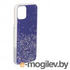 для APPLE iPhone Чехол Bruno для APPLE iPhone 11 Pro 011057 TPU с блестками Blue b20968