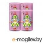 Натуральная косметика для тела Parrot Botanicals Ботаническое мыло с ароматом розы 4шт по 70g 4867