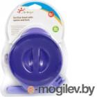 Набор детской посуды Sun Delight 33043 (фиолетовый)