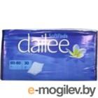 Пеленки одноразовые Dailee 60x60 (30шт)