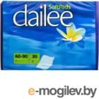 Пеленки одноразовые Dailee 60x90 (30шт)