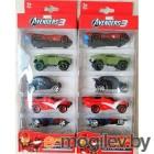 Набор игрушечных автомобилей Toys 324-66