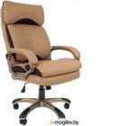 Офисное кресло Chairman 505 экопремиум бежевый