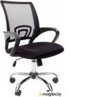 Офисное кресло Chairman    696    Россия     TW черный хром