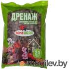 Дренаж для растений Bona Agro Керамзитовый мелкий 4813617000365 (2л)