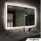 Зеркало Пекам Marta 1 100x80 (с подсветкой, подогревом и сенсором)