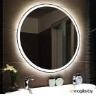 Зеркало Пекам Ring 1 60x60 (с подсветкой и сенсором)