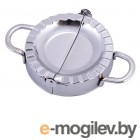 Прочие принадлежности для кухни Форма для лепки вареников Kamille 15x10x3.1cm 8836