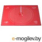 Для выпечки и запекания Коврик для раскатки теста Kamille 60x45cm 7786