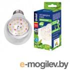 Светодиодные лампы для сада и растений (фитолампы) Uniel LED-A60-10W/SPFB/E27/CL PLP30WH UL-00007404