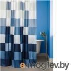 Bath Plus Rubiks Cube 180x180cm Grey-Blue ch-21289