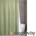 Шторки в ванную комнату Bath Plus 180х200cm Green NO WSV 025