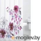 Шторки в ванную комнату Bath Plus In Bloom 180x200cm DSP3018