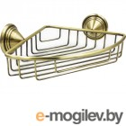 Полка угловая Bath Plus Bronx Gold BXG-65709A