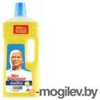 Средство для мытья пола Mr. Proper 1.5л для полов/стен лимон (0001008224)