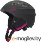 Шлем горнолыжный Alpina Sports Junta 2.0 / A9096-31 (р-р 57-61, черный/розовый)
