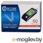 Тест-полоски Clever Chek 50шт для TD-4227
