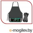 Одежда для уроков труда Фартук с нарукавниками Brauberg Suddenness 44x55cm 229181