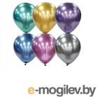 Все для праздника Набор воздушных шаров Поиск Platinum 28cm 25шт 4690296069049