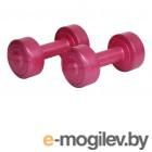 Гантели, бодибары Гантели Euro Classic 1kg Pink 28273089