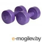 Гантели, бодибары Гантели Euro Classic 1.5kg Purple 28273090