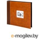 Фотоальбомы и фоторамки Фотоальбом Brauberg Camel 10х15cm Brown 391178