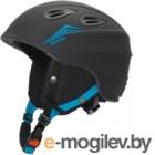 Шлем горнолыжный Alpina Sports 2020-21 Junta 2.0 / A9096 C32 (р-р, 54-57 черный/бирюзовый)