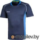 Футболка волейбольная 2K Sport Energy / 140040 (M, темно-синий/синий)