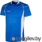 Футболка волейбольная 2K Sport Energy / 140040 (S, синий/белый)