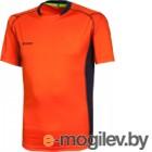 Футболка волейбольная 2K Sport Energy / 140040 (XS, оранжевый/темно-синий)