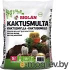 Грунт для растений Biolan Для кактусов (5л)