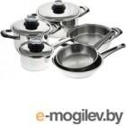 Набор кухонной посуды Silga Alex Set 9 PCS