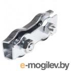 Зажим для стальных канатов двойной 4 мм duplex (4 шт в зип-локе) STARFIX