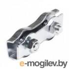 Зажим для стальных канатов двойной 5 мм duplex (2 шт в зип-локе) STARFIX