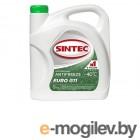 Антифриз Sintec-40 G11 Euro (зеленый) 5кг
