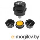 Фильтр воздушный для компрессора ECO (3/8, бумажн. фильтроэлемент, металл. корпус)