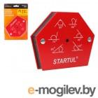 Угольник магнитный для сварки 23кг STARTUL PROFI (ST8520-23) (струбцина магнитная)