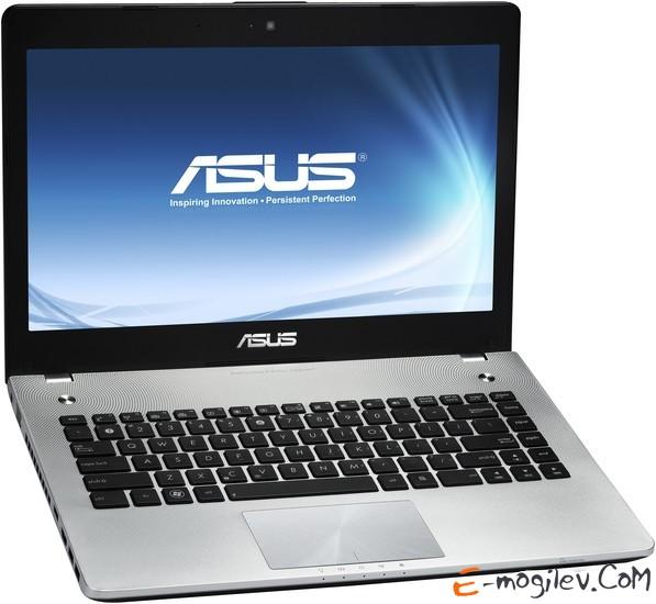 """Asus N46VZ-V3012H Core i7-3610QM/8Gb/1Tb/DVDRW/GT650M 2Gb/14""""/HD/1366x768/WiFi/BT4.0/W8SL/Cam/6c/"""