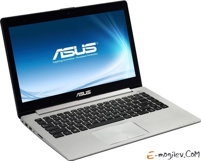 """Asus S400CA-CA021H Core i7-3517U/4Gb/500Gb/24Gb SSD/int/14""""/HD/Touch/1366x768/WiFi/BT4.0/W8SL64/Cam/"""