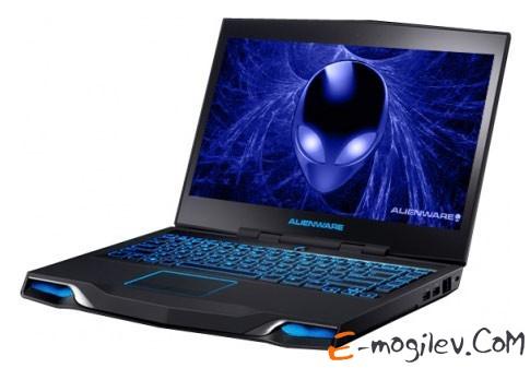 """Dell Alienware M14x Core i7 i7-3630QM/8Gb/750Gb/32Gb SSD/DVDRW/GT650M 2Gb/14.1""""/HD+/1600x900/WiFi/BT3.0/W8SL64/Cam/8c/black"""