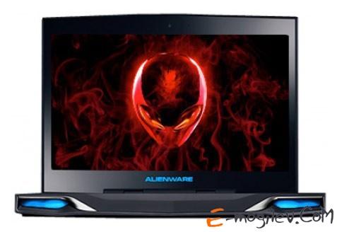 """Dell Alienware M14x Core i7 i7-3740QM/16Gb/750Gb/128Gb SSD/DVDRW/GT650M 2Gb/14.1""""/HD+/1600x900/WiFi/BT3.0/W8SL64/Cam/8c/red"""