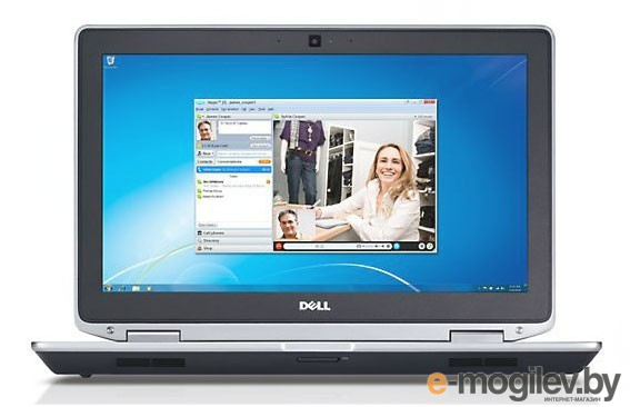"Dell Latitude E6430 Core i5-3320M/4Gb/750Gb/HDG/14""/HD/Mat/1366x768/WiFi/BT4.0/W7Pro64/Cam/6c/black/FP"