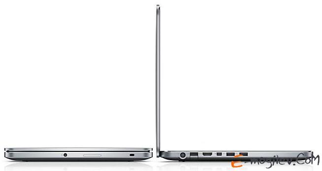 """Dell XPS 14 Core i5-3317U/4Gb/500Gb/32Gb SSD/GT630M 1Gb/14""""/HD+/1600x900/WiFi/BT4.0/W8SL64/Cam/8c/silver"""