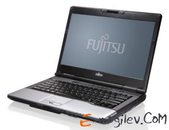 Fujitsu LIFEBOOK S752 Core i3-2370M/2Gb/320Gb/DVDRW/HD4000/14/HD+/WiFi/BT4.0/Cam/6c/black/CR