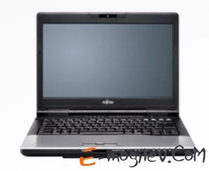 "Fujitsu LIFEBOOK S782 Core i5-3210M/4Gb/500Gb/32Gb SSD/DVDRW/HD4000/14""/HD+/W8Pro64/black/BT4.0/CR/FP/6c/WiFi/Cam"