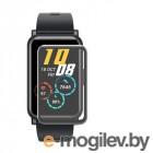 Аксессуары для смарт-часов Ультратонкое полимерное стекло Barn&Hollis для Honor Watch ES 3D Black УТ000023049